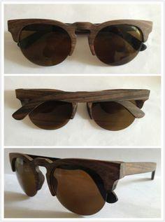 Madera de Gafas de sol