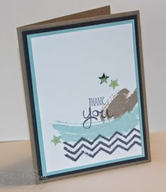 Jill's Card Creations, Work of Art, #StampinUp
