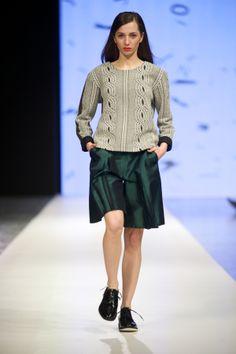 JOANNA KLIMAS Designer Avenue, 10. FashionPhilosophy Fashion Week Poland, fot. Łukasz Szeląg