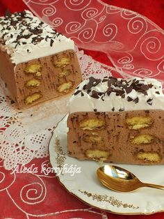 Csokoládés Tiramisu