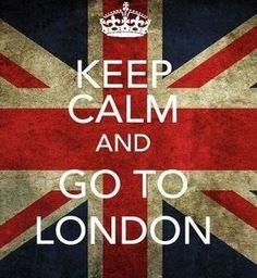 keep calm and love London! xx - one-direction Photo