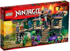 LEGO Ninjago Enter the Serpent Set 70749 Gooder priority