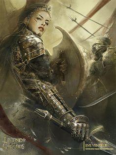 .:The Young Lara Croft:. by ~EVentrue on deviantART