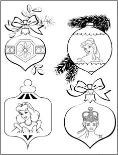 Weve Rounded Up 10 Of The Best Free Printable Christmas Coloring Pages From Web Just Click On Each Image To Print