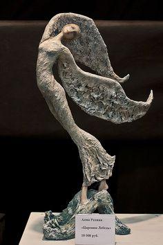 Анна Репина. Царевна Лебедь Куклы ручной работы (2012 VIII салон на Тишинке)
