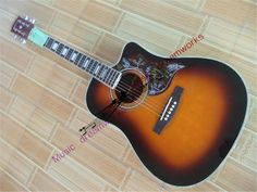 firehawk custom shop Ultra-low prices China Acoustic guitar G For beginners guitar  free shipping