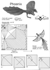 Click the link for more Origami Paper Folding Instruções Origami, Geometric Origami, Origami Paper Folding, Origami Yoda, Origami And Kirigami, Origami Dragon, Origami Fish, Paper Crafts Origami, Origami Design