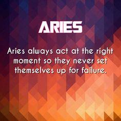 Aries Fact! ;-)~❤~