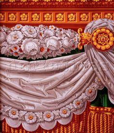 MH001_30_Hand_printed_Zuber_Wallpaper__Border_Draperie__Franges_9091_green_.jpg 410×480 pixels