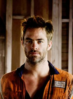 Chris Pine as Caleb in 'Z For Zachariah' (2015)