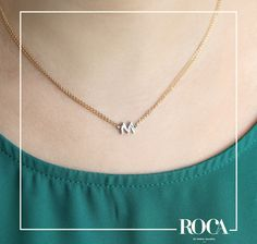 9e4b1790f631 Inicial  Tiny   iloveit  perfect  little  jewelry  rocabyms. Roca By Maria  Salinas