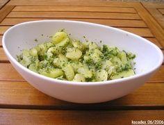 Salade de pommes de terre de Noirmoutier aux herbes