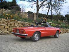 1975 Alfa Romeo S2 2000 Spider Veloce