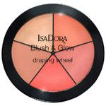 Isadora Spring Atelier Glow, Blush, Peach, Make Up, Spring, Red, Atelier, Rouge, Brushes