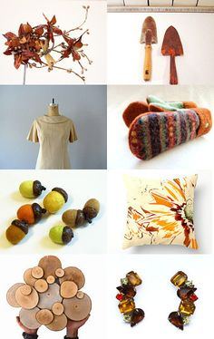 If I had to pick a favorite Autumn treasury, this would be it--such a beautiful job of curating, Denise! --Pinned with TreasuryPin.com