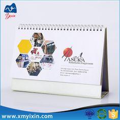 Factory wholesale custom desk calendar printing #Adobe, #Office