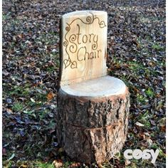ADULT RUSTIC STORY CHAIR - Literacy - Early Years - Cosy Direct