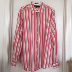 Sean John Long Sleeve Shirt Men's Long sleeve multicolored shirt. Worn a few times. Sean John Other