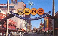 .Reno Nevada