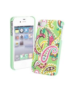 Love this! <3 Snap On Case for iPhone 4/4S   Vera Bradley--Tutti Frutti