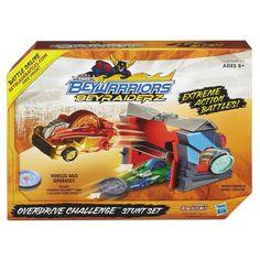 Beywarriors Stunt Set Challenge Toy Child Ramp Cars Action Cars Christmas Gift #Hasbro