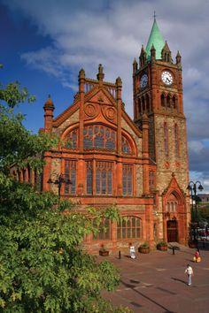 Derry-Londonderry , Ireland