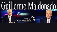 """Sid Roth"" It's Supernatural 2015 - Guillermo Maldonado 3/4"