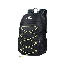 Tofine Lightweight Backpacks Ultralight Backpacking Equipment Gear Travel Backpack Water Resistant Daypack * Want additional info? Click on the image. (Note:Amazon affiliate link)