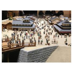 I love a good museum, and this was first on my list. It focuses on a small period in history, but does an excellent job with the details. I love when they recreate scenes with life-size models! The miniatures were also incredible in detail. I learned a lot!