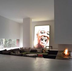 Patrizia Moroso's House by Patricia Urquiola   Interior Design and Home Decor