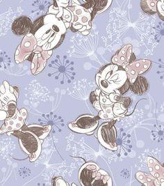 Disney Minnie Dandy Dreams Cotton Fabric