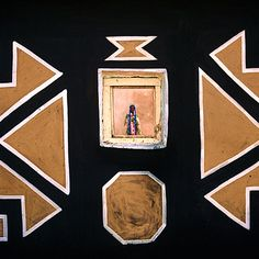 Ndebele Photo: Since Margaret Courtney-Clarke An Art, A Photographer, and Apartheid by David Goldblatt African Design, African Art, Good Comedy Movies, Vernacular Architecture, Out Of Africa, Black Artists, Colour Board, What A Wonderful World, House Painting