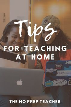 Wondering how to maintain work/life balance while teaching from home? Check out these easy tips to help manage it all during distance learning. Your work should not take over your home life just because you are now working from home. Teaching is hard enough, you need some time for yourself at the end of the day.