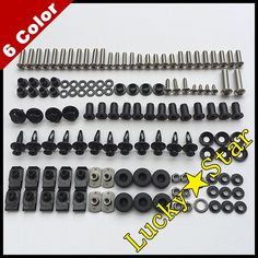 37.04$  Buy now - http://alieio.shopchina.info/go.php?t=32504086839 -  100% For YAMAHA YZF R1 2007 2008 07 08 Body Fairing Bolt Screw Fastener Fixation Kit Y-15 37.04$ #magazineonlinewebsite