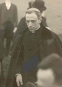 As a Jew who is a Catholic convert, Pope Pius XII is one of my all time heroes. During the holocaust he helped over 350,000 Jewish people to safety, hiding thousands in the Vatican and other churches, convents and rectories. Read more about him in this article: http://en.wikipedia.org/wiki/Pope_Pius_XII_and_the_Holocaust