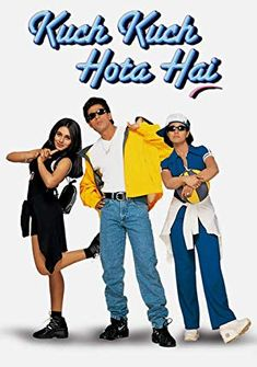 Kuch Kuch Hota Hai -- Learn more by visiting the image link. (This is an affiliate link) Bollywood Action Movies, Kuch Kuch Hota Hai, Hindi Movies Online, Movie Dialogues, Bollywood Posters, Good Movies, Movies Free