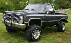 chevy 4x4 | Lifted Chevy Silverado K10 4x4 Truck