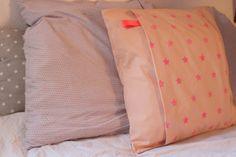 EllyBeth: Coudre une taie d'oreiller http://www.ellybeth.fr/