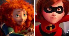La gran mayoría de las personas no ubican estos personajes rojos de Disney, ¿tú? Buzzfeed Staff, Quizzes, Disney, Beauty, Red, People, Quizes