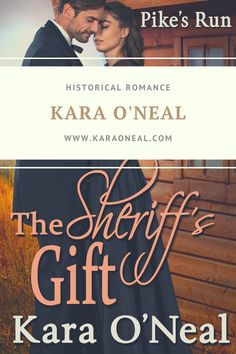 The Sheriff's Gift -- Book 2 -- Pike's Run Series Historical Romance, Book Gifts, Texas, Running, Stars, Books, Movie Posters, Life, Libros