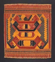 Set on photos. Sumatra century, 58 x… Native American Rugs, Pattern Library, Point, 19th Century, Bohemian Rug, Pattern Design, Ethnic, Ornament, Weaving