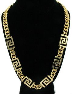 24k Versace Inspired Cuban Link Chain - 24k-Jewelry #chain #watch #bracelet #gold #silver #brass #18k #24k #14k #rope #givenchy #mcm #versace #herringbone #cuban #cubanlink #chain #fasion #gold #ysl #14k #jewelry #fresh #picoftheday #chain #sneakerhead #necklace #nike #2chains #24k #Versace #casio #givenchy #mcm #burberry #vintage #gucci #bred #foams #kanye #kardashian #chanel #dior #game #chrisbrown #gshock #fashion #style #stylish #love #TagsForLikes #me