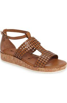 ae34dd92c256 Tamaris Siri T-Strap Sandal (Women)