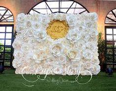 Resultado de imagem para flower giant paper