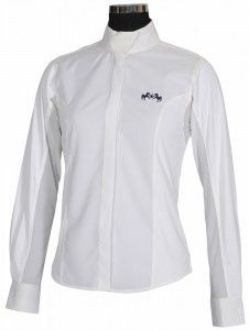 Equine Couture Cadet Ladies Long Sleeve Show Shirt | HorseLoverZ