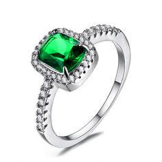 Stunning Green Crystal CZ Fashion Ring - Size 5 in the Rings category was listed for on 16 Nov at by Bsmart in Port Elizabeth Black Rings, Silver Rings, Gold Set, Stone Rings, Fashion Rings, Female Girl, Engagement Rings, Green Wedding, 925 Silver