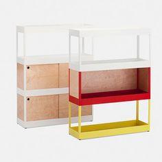 New Order Storage by Stefan Diez.