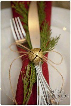 Come preparare il tavolo di Natale