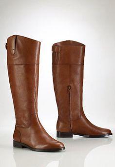 Fall Boots   Ralph Lauren