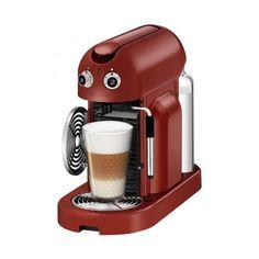 Nespresso Maestria Rosso Espresso Coffee Capsule Machine